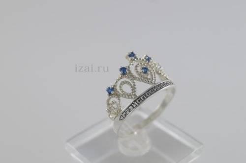 Кольцо корона из серебра золота. Оптом и в розницу (3)