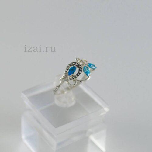 Кольцо с камнем из серебра золота латуни. Оптом и Розницу (3)