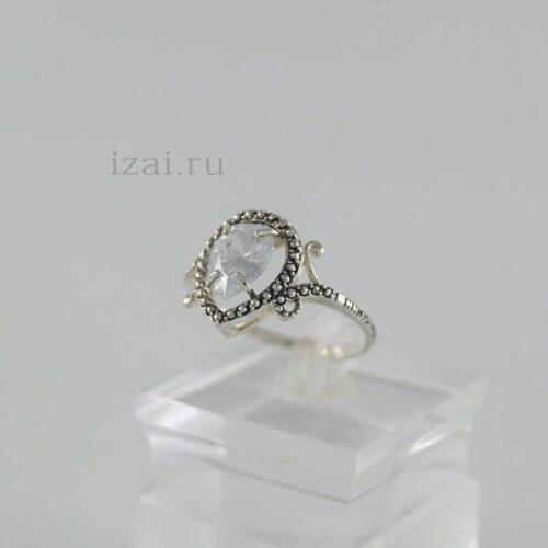 Кольцо с камнем из серебра золота латуни. Оптом и в Розницу 23