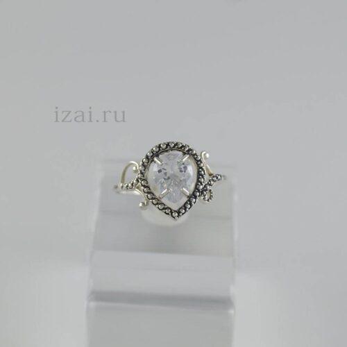 Кольцо с камнем из серебра золота латуни. Оптом и в Розницу (2)7