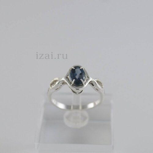 Кольцо с камнем из серебра золота латуни. Опт (10)