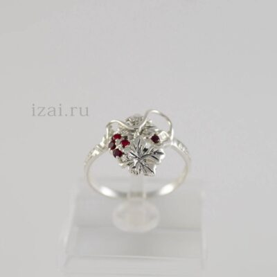 Кольцо с камнями из серебра золота латуни. ОПТ и Розница (3)