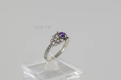 Кольца с камнем из серебра и золота оптом и в розницу от производителя (1)