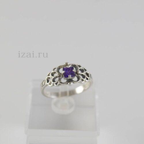 Кольца с камнем из серебра и золота оптом и в розницу от производителя (2)
