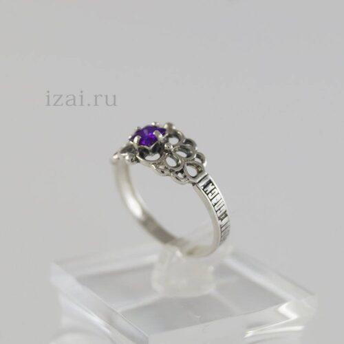Кольца с камнем из серебра и золота оптом и в розницу от производителя (3)