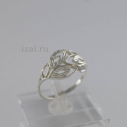 Кольцо из серебра и золота купить оптом и в розницу (3)