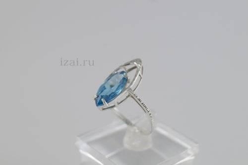 Кольцо с камнем для опта и розницы из золота и серебра купить (1)