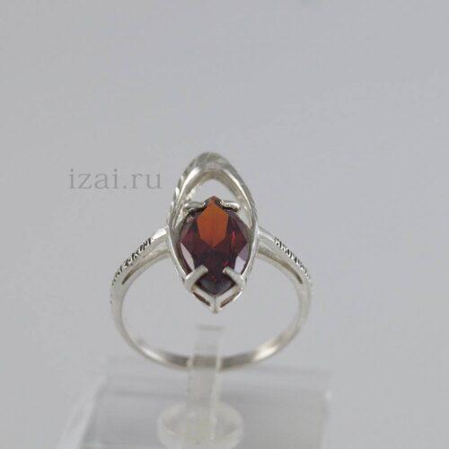 Кольцо с камнем для опта и розницы из золота и серебра купить (2)