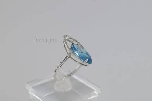 Кольцо с камнем для опта и розницы из золота и серебра купить (6)