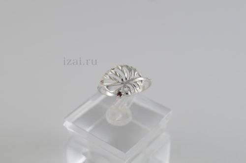 Кольцо с камнем из золота и серебра купить оптом и в розницу (2)