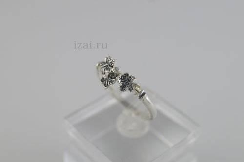 Кольцо с камнем из золота и сереьра купить оптом и в розницу от производителя (1)