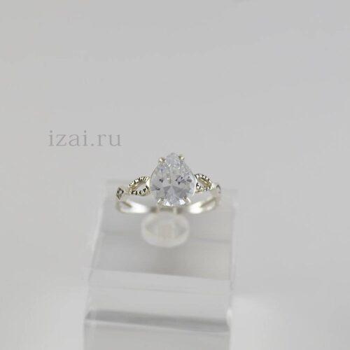 Кольцо с камнем из серебра золота. Оптом и в Розницу.... (1)