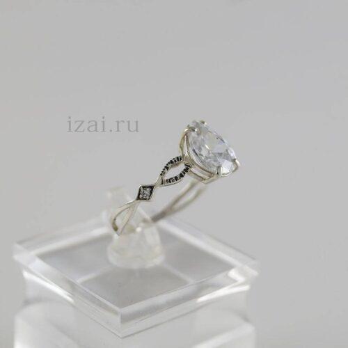 Кольцо с камнем из серебра золота. Оптом и в Розницу.... (3)
