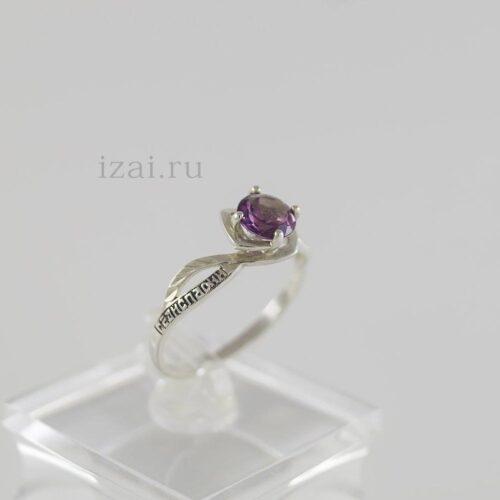 Кольцо с камнем из серебра и золота. Оптом и в розницу купить (3)