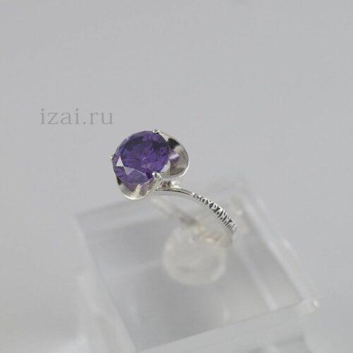 Кольцо с камнем из серебра и золота. Оптом и в розницу.. (2)