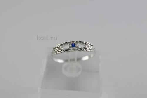 Опт и розница кольца из серебра и золота с камнями (2)