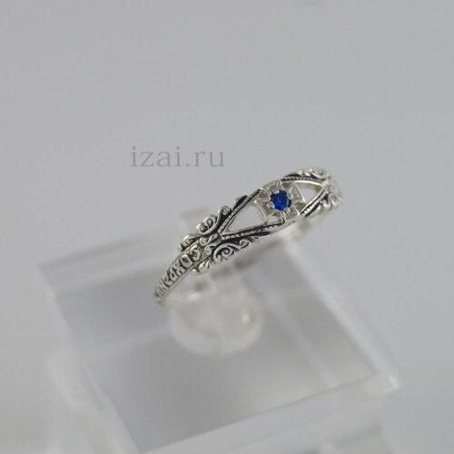 Опт и розница кольца из серебра и золота с камнями (3)