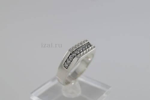 Перстень мужской с камнями из золота и серебра. Купить Оптом и розницу (3)