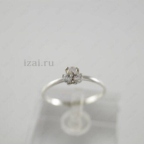 Кольцо с камнем из серебра или золота. izai (2)