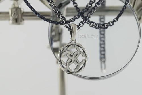 Славянский оберег Свадебник из серебра или золота. izai