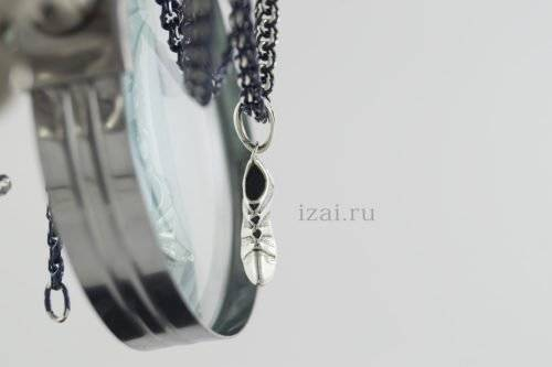футбольный бутс из серебра. izai (4)