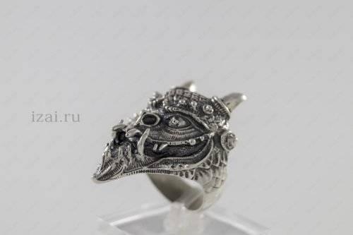 Зордрак (Zordrak) — Повелитель кошмаров. izai.ru Ювелирная Мастерская (3)