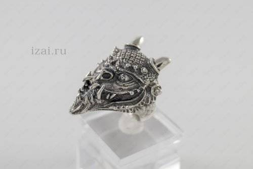 Зордрак (Zordrak) — Повелитель кошмаров. izai.ru Ювелирная Мастерская (5)