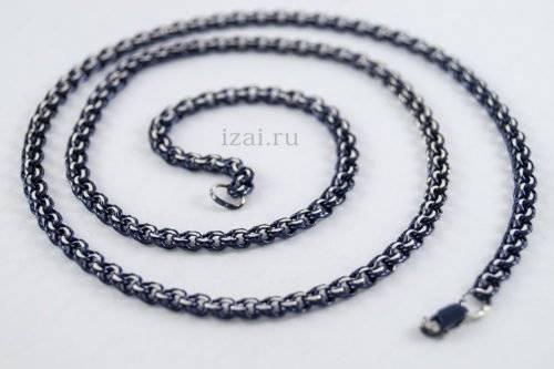 нанокерамика цепи бисмарк серебро