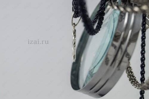 Славянский Оберег Валькирия №5021 из серебра золота