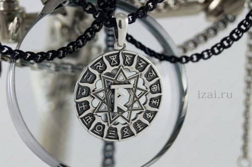 Чертог Раса №2636 из серебра золото