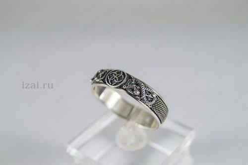 Кольцо Свадебник №2452